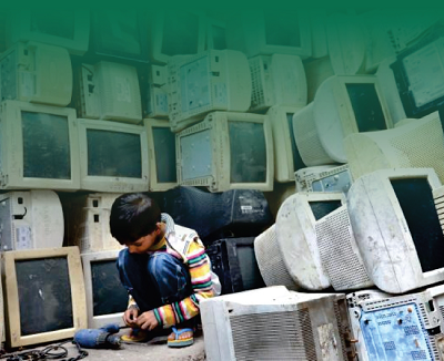 Assessing, evaluating and mapping risks involved in the informal e-Waste sector in India