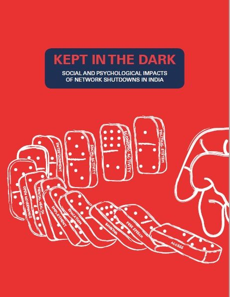 Kept in the dark social and psychological impacts of network shutdowns in India